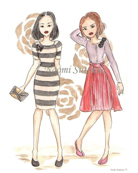 Fashion_illistration_chic_tops