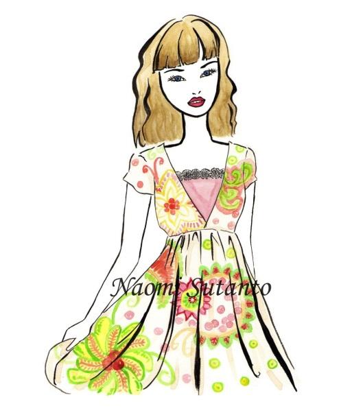 batik_flowers printww (Custom)